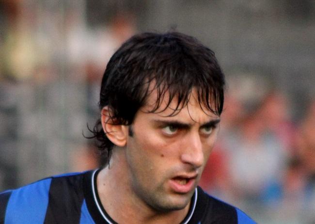 Diego Milito fonte foto: Wikipedia - Steindy (talk)