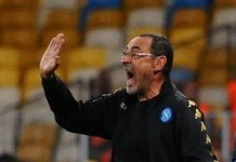 Maurizio Sarri, fonte Di Football.ua, CC BY-SA 3.0, https://commons.wikimedia.org/w/index.php?curid=51408605