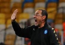 Maurizio Sarri, fonte Di Football.ua, CC BY-SA 3.0, https://commons.wikimedia.org/w/index.php?curid=51408605