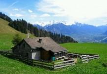Casa di Heidi a Maienfeld