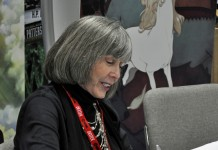 Anne Rice al Comicon di San Diego nel 2011. Foto di Heather Paul, fonte Flickr