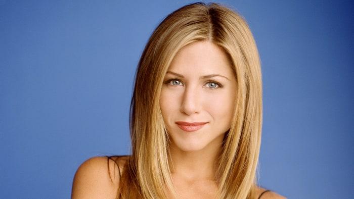 Jennifer Aniston ai tempi di Friends. Fonte: Warner Bros Television
