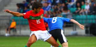 André Gomes, fonte By Catherine Kõrtsmik - Flickr: U-19 Estonia vs Portugal., CC BY 2.0, https://commons.wikimedia.org/w/index.php?curid=20192796