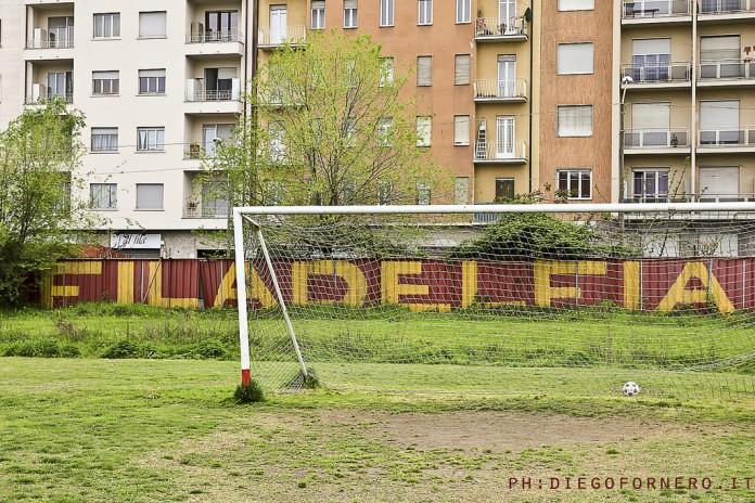 Stadio Filadelfia, Torino, fonte Flickr, ph Diego Fornero