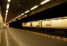 Stazione Vanvitelli, Metro 1 di Napoli