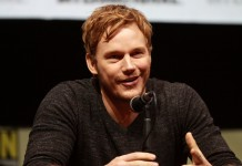Chris Pratt al Comic Con di San Diego nel 2013, font flickr