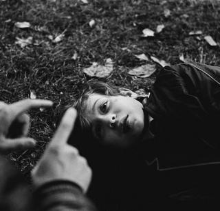Jacob Trembley sul set, font Xavier Dolan's Instagram profile