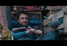 Daniel Radcliffe in Jungle, fonte screenshot youtube