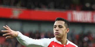 Alexis Sanchez fonte foto: Di joshjdss - Arsenal Vs Burnley, CC BY 2.0, https://commons.wikimedia.org/w/index.php?curid=56445588