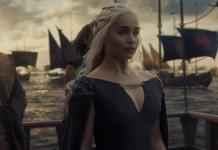 Daenerys Targaryen (Emilia Clarke) in Game of Thrones