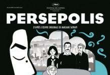 Locandina del film Persepolis. Fonte foto Wikipedia