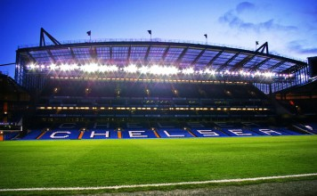 Stamford Bridge, stadio del Chelsea, fonte By Vespa125125CFC at English Wikipedia, CC BY-SA 3.0, https://commons.wikimedia.org/w/index.php?curid=19208906