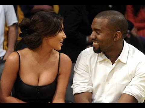 Kim Kardashian e Kanye West, Fonte Foto: Google