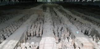 L'Esercito di terracotta in Cina