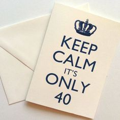 i 40 sono i nuovi 20