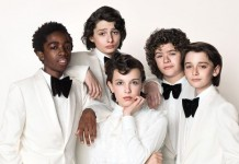 Cast di Stranger Things. Fonte: highsnobiety.com