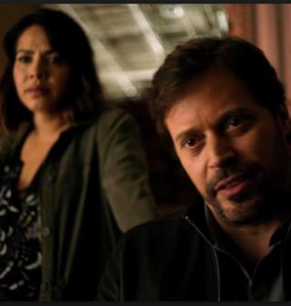 Iris e Alejandro, fonte foto: screenshot
