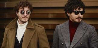 Francesco Costagliola e Eddy Pinto