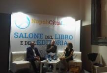 Lorenzo Marone a NapoliCittàLibro