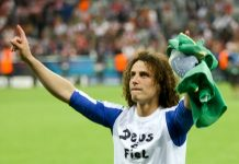 David Luiz fonte foto: Di rayand - RA1_6511Uploaded by Yoda1893, CC BY 2.0, https://commons.wikimedia.org/w/index.php?curid=19521288