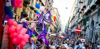 Napoli Pride, Fonte: Onda Pride