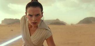 "Star Wars Episodio IX: ""The Rise of Skywalker"", fonte screenshot youtube"