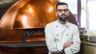 Sergio Russo, pizzeria Da Clara
