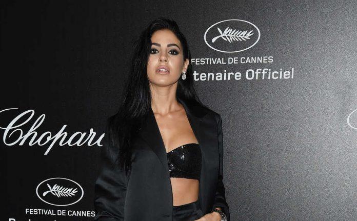 Giulia de Lellis Festival Cannes