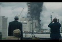 Chernobyl, fonte screenshot youtube