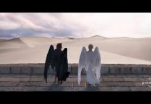 Good Omens, fonte screenshot youtube