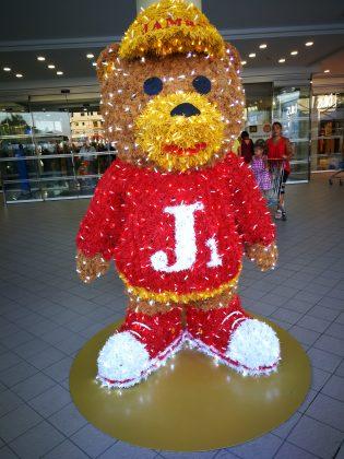 La mascotte del Jambo