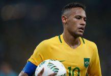 Neymar, fonte Di Fernando Frazão/Agência Brasil - http://agenciabrasil.ebc.com.br/rio-2016/foto/2016-08/selecao-brasileira-de-futebol-enfrenta-alemanha-0, CC BY 3.0 br, https://commons.wikimedia.org/w/index.php?curid=50790370