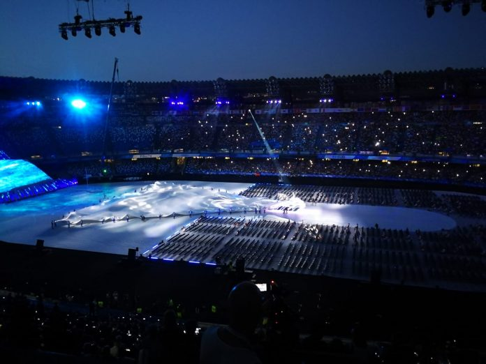 Universiadi san paolo 2019 napoli