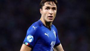 Calciomercato Inter, è asta per Chiesa: sul Viola anche Juventus e Milan