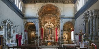 La chiesa di Ognissanti a Venezia