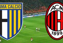 Le probabili formazioni di Parma Milan