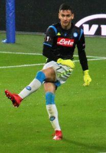 """Napoli, senti l'agente di Buffon: """"Meret è il futuro dell'It"""