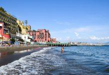 Spiagge Napoli, fonte Pixabay