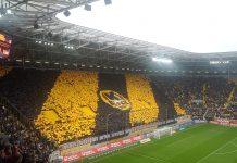 Curva del Dinamo Dresda, foto Wikipedia
