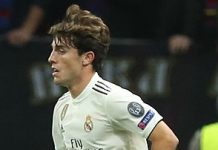 Odriozola, fonte By Антон Зайцев - soccer.ru, CC BY-SA 3.0, https://commons.wikimedia.org/w/index.php?curid=74316275