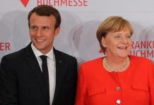 Le parole di Merkel e Macron