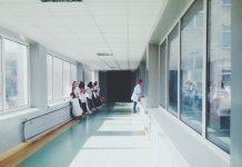 Danneggiato il Covid Hospital