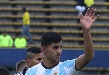 Cristian Romero, fonte Di Agencia de Noticias ANDES - ARGENTINA vs COLOMBIA SUDAMERICANO SUB 20, CC BY-SA 2.0, https://commons.wikimedia.org/w/index.php?curid=56092324