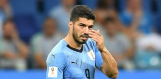 Luis Suarez, fonte By Анна Нэсси - https://www.soccer.ru/galery/1056047/photo/734458, CC BY-SA 3.0, https://commons.wikimedia.org/w/index.php?curid=70395735