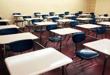 Test rapidi nelle scuole, Primo caso positivo nelle scuole, Mascherine non necessarie
