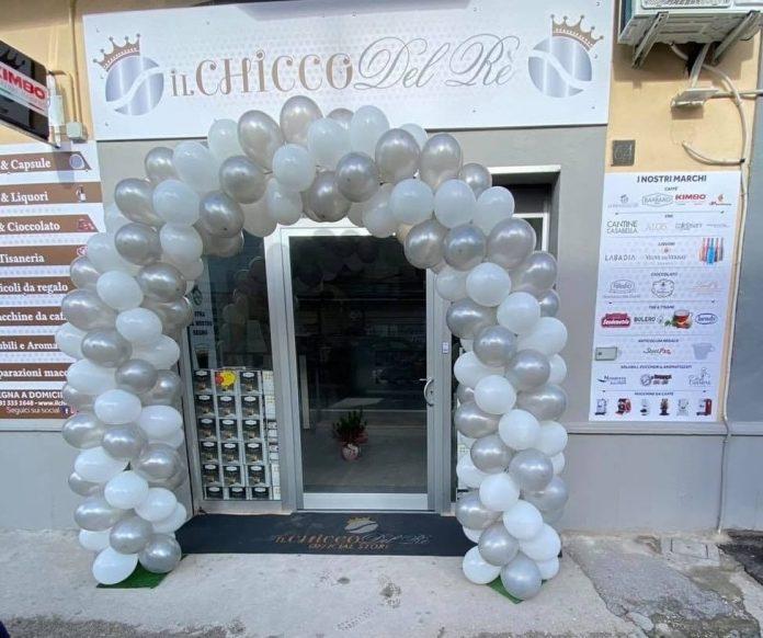 Casoria, apre un nuovo negozio di caffè, nonostante il Covid-19