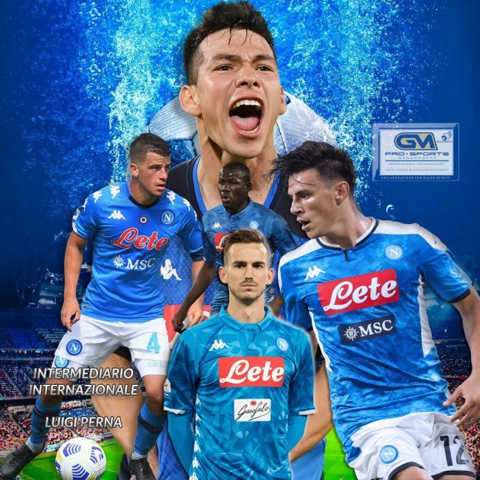 Intervista a Gigi Perna sul Napoli: