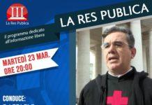 Speciale 'La Res Publica': ospite Fratel Carlo Mangione martedì 23 marzo 2021