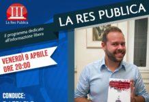 Marcello Mariano presenterà il libro I grandi miti greci i coatti supereroi ellenici a La Res Publica venerdì 9 aprile 2021