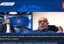 Mario Guarino a La Res Publica Bisogna semplificare il fisco, i bonus a pioggia non sono la soluzione